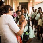 Shalina Deworming Camps